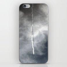 Plane Trails iPhone & iPod Skin