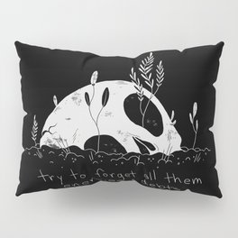 Roll the Bones Pillow Sham