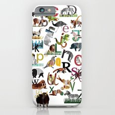Animal ABC iPhone 6s Slim Case