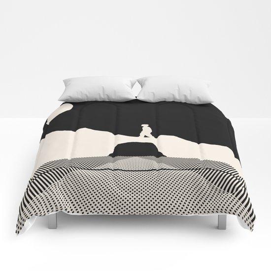Overcoming Comforters