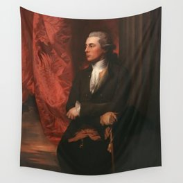 Benjamin West - Sir Thomas Beauchamp-Proctor, Bt Wall Tapestry