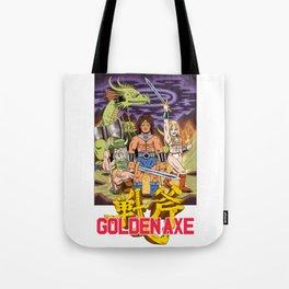 GOLDEN AXE Tote Bag