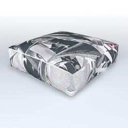Yugioh Outdoor Floor Cushion