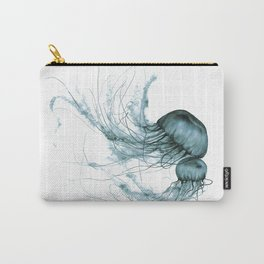 Emerald Waltz, Pacific Sea Nettle Carry-All Pouch