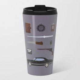 Supernatural v2 Travel Mug