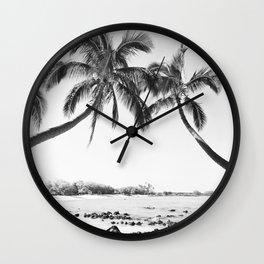 The Bay  Wall Clock