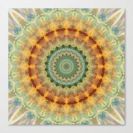 Mandala Sympathy Canvas Print