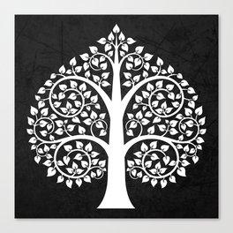 Bodhi Tree0104 Canvas Print