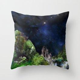 Forster-Tephroite-III Throw Pillow