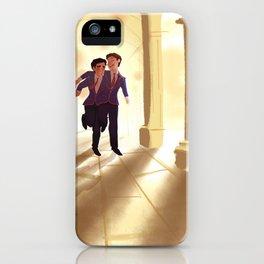 Dalton iPhone Case