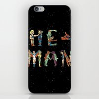 he man iPhone & iPod Skins featuring He man parody by Coffee Man