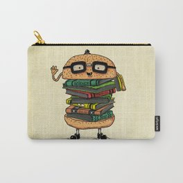 Geek Burger v.2 Carry-All Pouch
