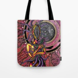 Mind-Thy-Mother Tote Bag