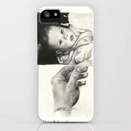Infancia iPhone Case