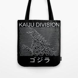 Kaiju Division Tote Bag