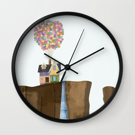 UP (Paradise Falls) Wall Clock
