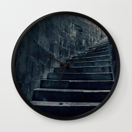 Stairway to Heathens Wall Clock