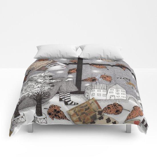 Twilight Hour Comforters