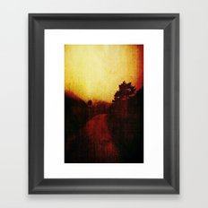 ridicule Framed Art Print