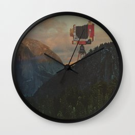 Our National Parks Wall Clock