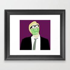 Night of the Living Dead I Framed Art Print