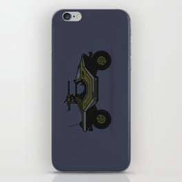 Halo Warthog iPhone Skin