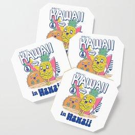 Kawaii in Hawaii Coaster