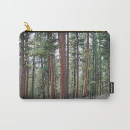Ponderosa Pine Forest Carry-All Pouch