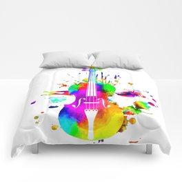 Violin Comforters