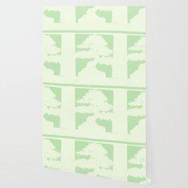 Mint Bonsai Wallpaper