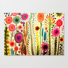 printemps Canvas Print
