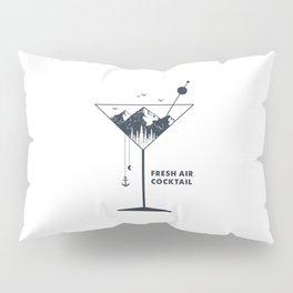 Fresh Air Cocktail Pillow Sham