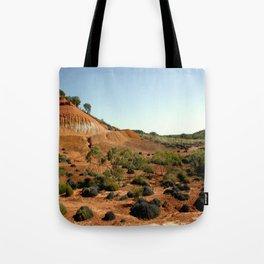 Lark Quarry - Outback Australia Tote Bag