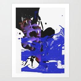 Visitations II Art Print