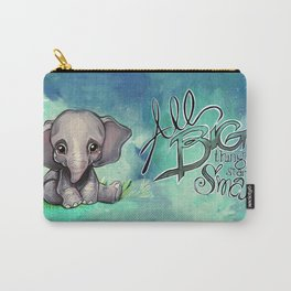 All Big Things Carry-All Pouch