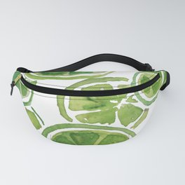 Juicy Limes Fanny Pack