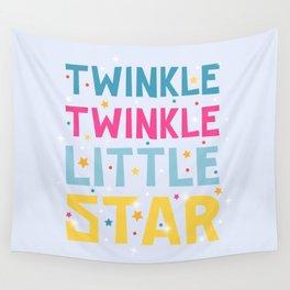 Twinkle Twinkle Little Star Wall Tapestry
