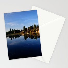 Star Lake Stationery Cards