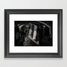 Dancers Framed Art Print