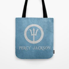 Percy Jackson Tote Bag