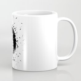 Adorable Hedgehog No.2a by Kathy Morton Stanion Coffee Mug