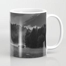 Enigmatic Alps Coffee Mug