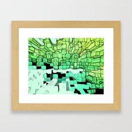 Catacombs III Framed Art Print