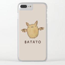 Batato Clear iPhone Case