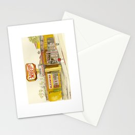 Liquor Mart Stationery Cards