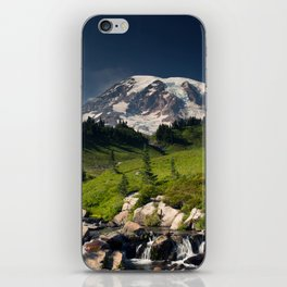 A Place Called Paradise, Mount Rainier iPhone Skin