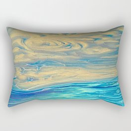 Morning at Sea Rectangular Pillow