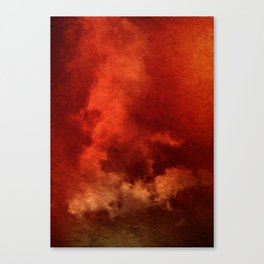 Containing The Storm Canvas Print