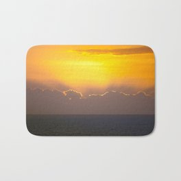 Makaha Sunset Bath Mat