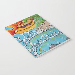 Sun Safe Sun Notebook